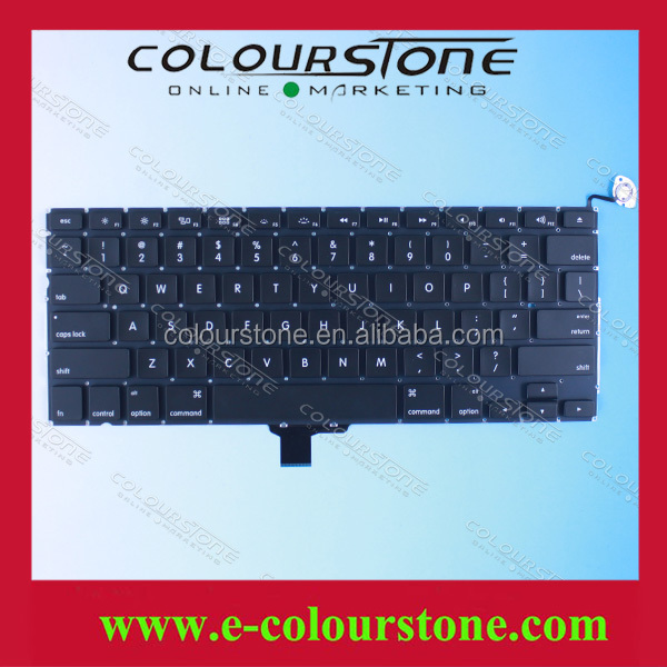 For APPLE Macbook Pro A1278 keyboard US MC700 724 MD313 314 year 2009-2013