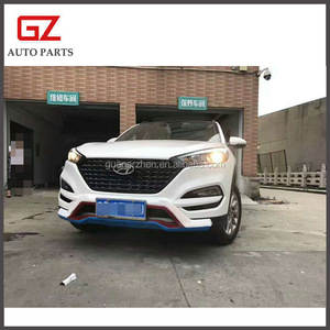 Auto spare parts cheap price grating grille for 2015 Tucson