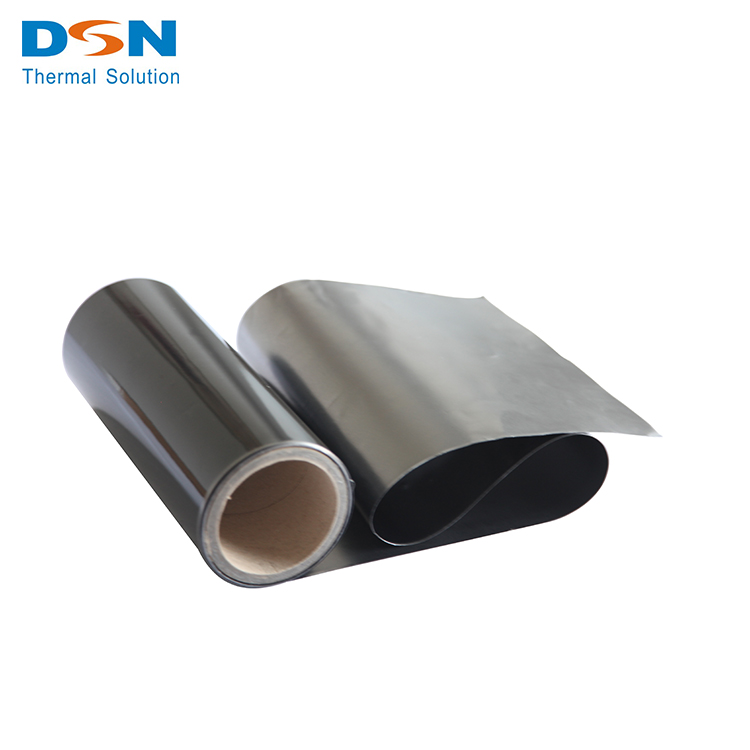 Thermal Flexible Natural Graphite Heat Dissipation Material For Mobile Phone