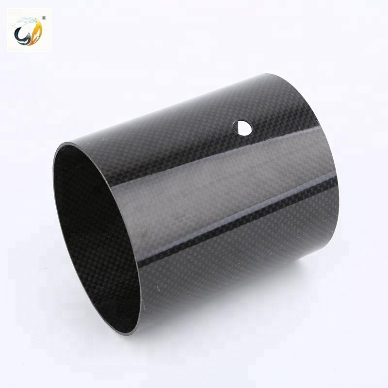 Factory Custom 3K Carbon Fiber Tube