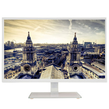 High visual effects stand alone lcd used led monitor with 12 volt