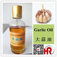 Organic odorless garlic oil For Health Care Products