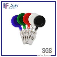 Customized plastic yoyo badge holder