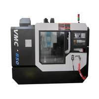 Hot Sale CNC vertical type 3 axis universal milling machine 850 VMC