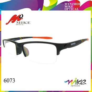 French Famous Brand Sports Eyeglasses Frames,Straight Temple Optics ...