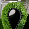 Synthetic Turf White Line Artificial Grass Football