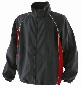 100% polyamide nylon unisex windbreaker jacket