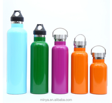 Most popular products double wall stainless steel vacuum insulated water bottle