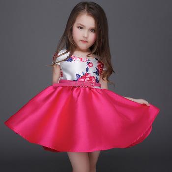 S31223w Wedding Dress Bridal Gown Baby Girls Latest Prom Dress ...