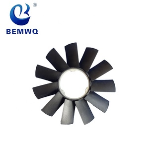 Hot selling car Radiator fan for BMW E53/3.0 OEM 1152 1712 058 11521712058