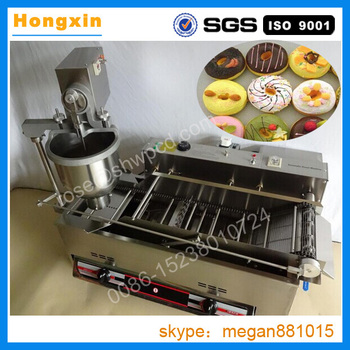Automatic doughnut making machine/mini donut fryer maker machine/commercial donut making machine in cheap price 0086-15238010724