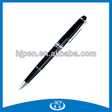 Hot Sale Black Classic Metal Ballpoint Pen,High Quality Business Spin Pen