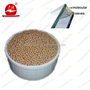 China agent wanted vacuum glass desiccant 3A molecular sieve for chemical glass industry