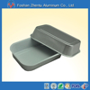 Alumium foil inflight catering food container with lid