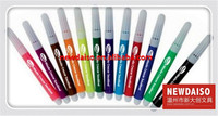 12pcs good quality Fine tip washable non toxic art markers for kids painting