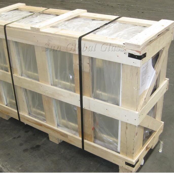 Di alta Qualità di costruzione di facciata di vetro isolante di prezzi di fabbrica