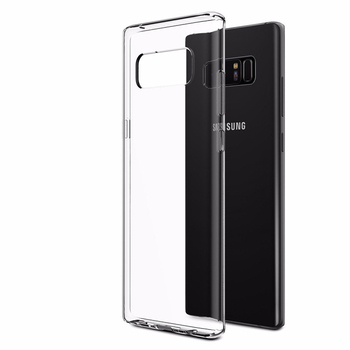competitive price dcb2e 8c7ff For Samsung Galaxy Note 8 Case,Soft Tpu Crystal Clear Slim Anti Slip Case  Transparent Back Cover For Samsung Note 8 - Buy For Samsung Galaxy Note 8  ...