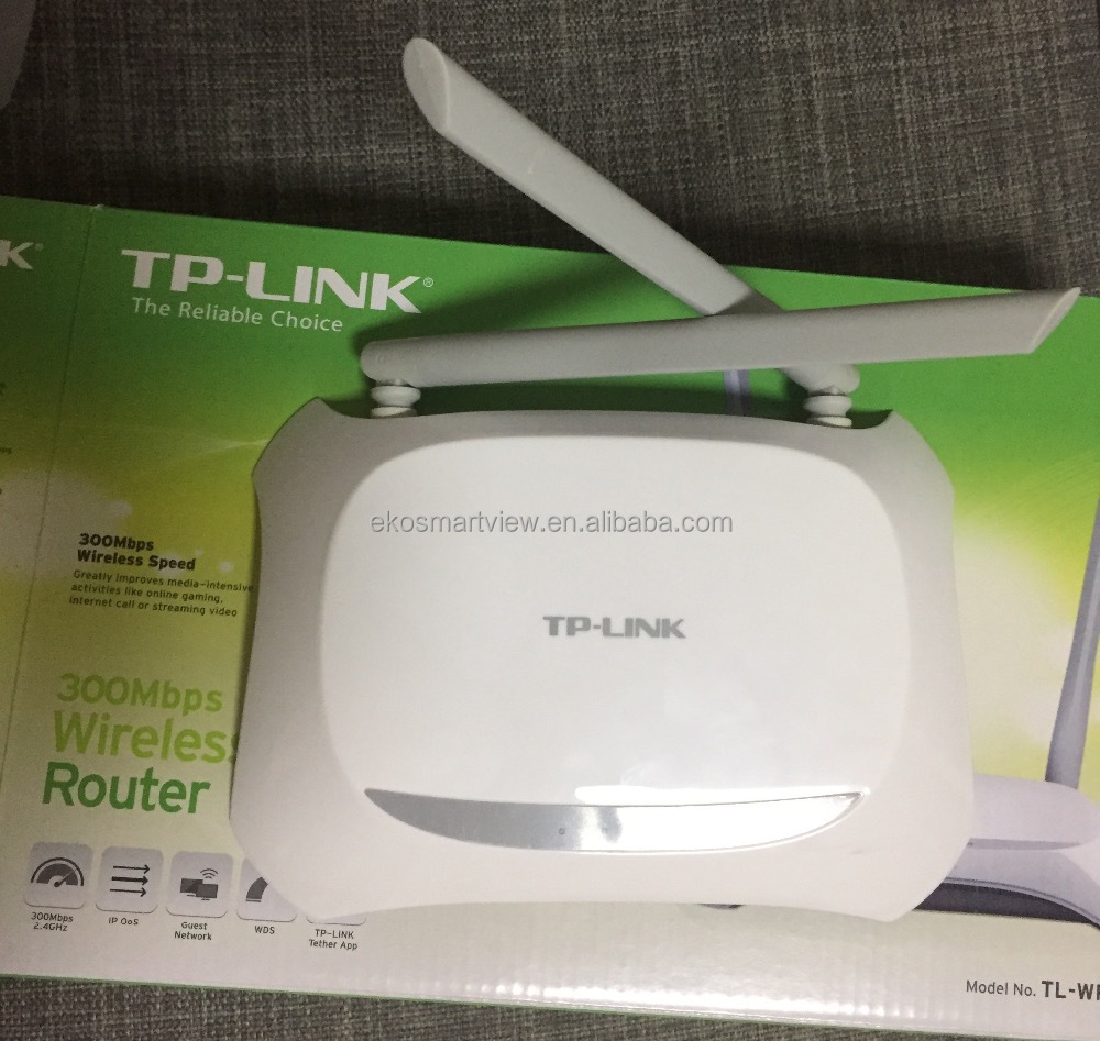 Tp Link Wireless Router 300mbps Tl Wr841n Wr840n 300 Mbps Suppliers And Manufacturers At