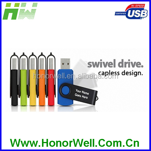 Full Color Imprint or Digital Print Usb Flash Drive