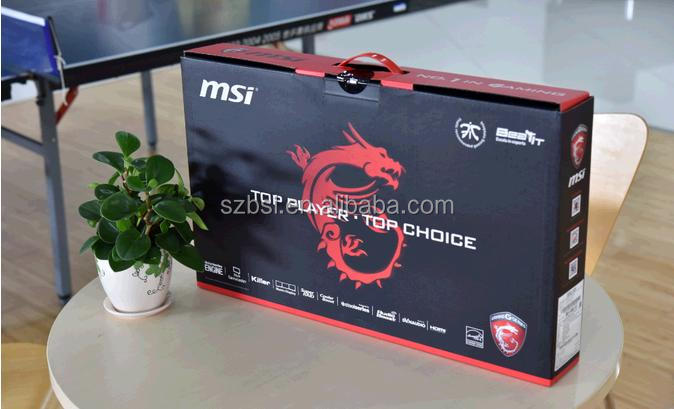 "MSI VR Ready GE62VR Apache Pro-001 15.6"" Powerful Gaming Laptop GTX 1060"