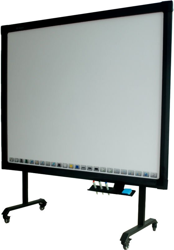 Multi-touch 85inch Big Size Interactive Whiteboard Big Screen With ...