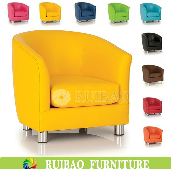 Chinese Wholesale Factory Price Leisure Pu Leather Sofa Furniture