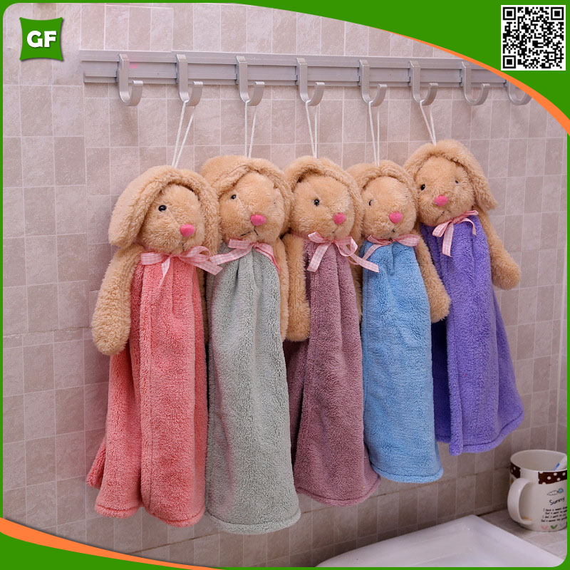 High Quality Popular Cheap Velvet Hand Towel From China Factory