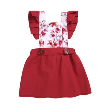Baby girls dresses for children newest model kids skirt baby dress designs