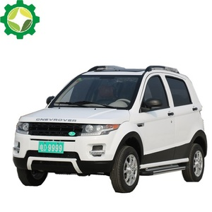4 wheel low speed battery energy/solar energy cheap electric vehicle/cars electric made in china