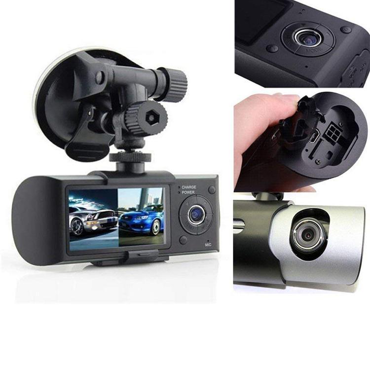 Автомобильный видеорегистратор car dvr r300 видеорегистраторы авто обзор