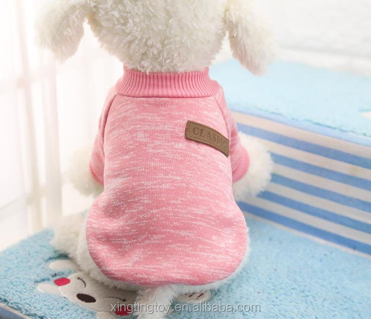 Christmas Dog Jumper Winter Pet Clothes Dog Sweaters for Small Dogs