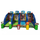 Inflatable multi play sport games,inflatable carnival games,inflatable outdoor games