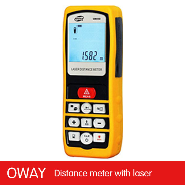 laser room measuring device accurate laser measuring device 40M 60M memory  clear function