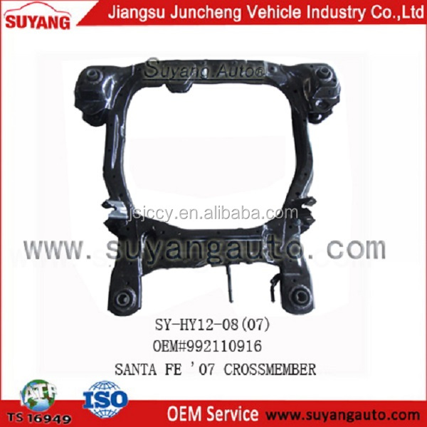 Replacement Crossmember for Hyundai Santa Fe 2007