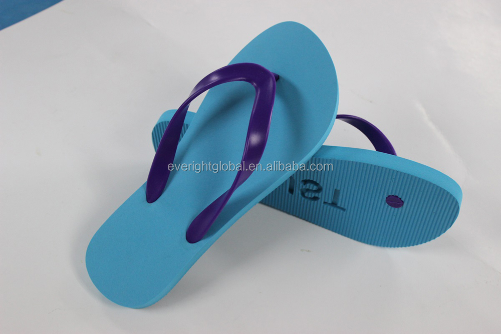 S128 - High quality Flip flop or sandal with hollow out sole and PVC strap