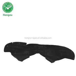 Thick felt factory products for American car car inner fender right