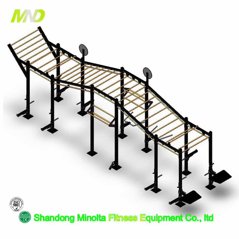 Commercial gym Equipment Crossfit Rigs C16 Gym <strong>Fitness</strong> Climbing Racks