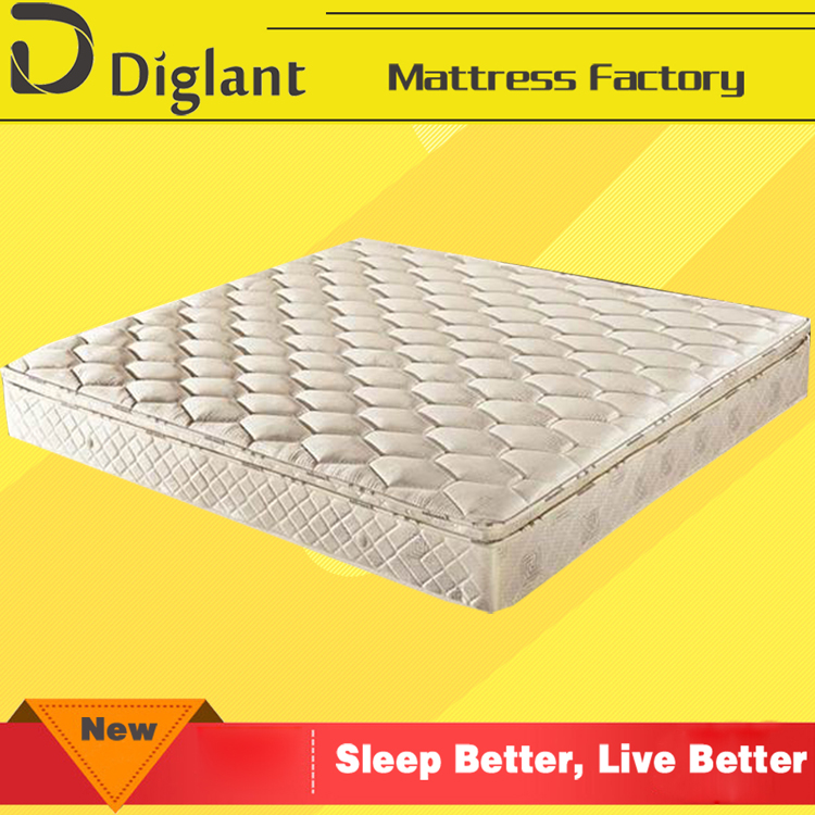 Diglant R7-5 Wholesale Chinese factory customized size bonnell spring mattress