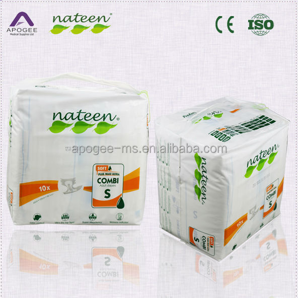 Medical Disposable Adult Diaper Supplier In China