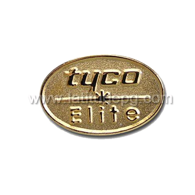 Business Gift Use and Badge&Emblem Product Type tin button badge