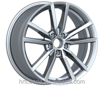 17/18 Inch Suitable For VW Car Alloy Wheel Rims