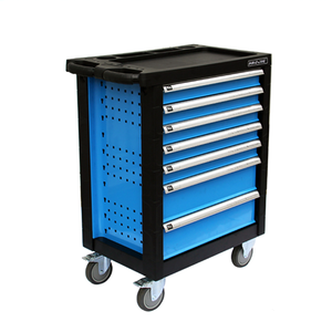 GOOD PRICE OF THE DRAWER STORAGE CABINET/TOOL TROLLEY/TOOL CABINET WITH HAND TOOL SET
