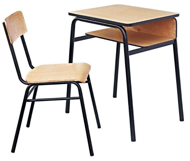 Ct-321 Moveable Kids Classroom Desk And Chair
