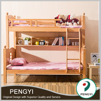 Popular Design Factory Price Kids Bed Bunk Single Bunk Bed