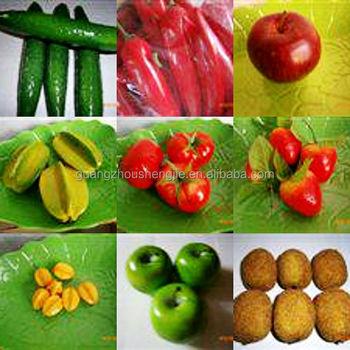 Sjh1492909 Gemuse Und Obst Dekoration Werkzeuge Kunststoff Obst Und