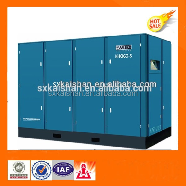 KAISHAN Kaitech KHE 160-5 Screw Air Compressor
