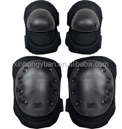 high quality military knee cap elbow pad