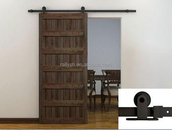 Merveilleux Rustica Barn Doors Wood Exterior Doors Quiet Sliding Doors Hardware