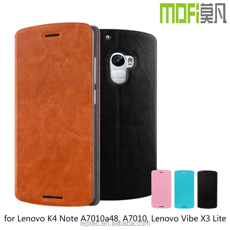 new products b8196 90d1f Mofi Luxury Leather Flip Cover For Lenovo K4 Note,Killer Note,Mobile Phone  Case For Lenovo Vibe K4 Note - Buy Lenovo K4 Note Case,Lenovo K4 ...