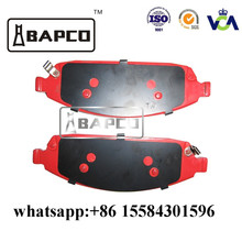 Best brake pad car GDB1186 D579 FDB1015 production line